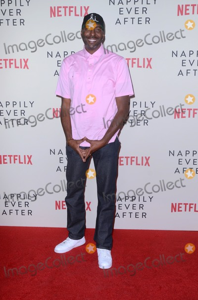 John Salley Photo - John Salleyat the Nappily Ever After Special Screening Harmony Gold Theater Los Angeles CA 09-20-18Copyright DailyCelebcom  All Rights Reserved
