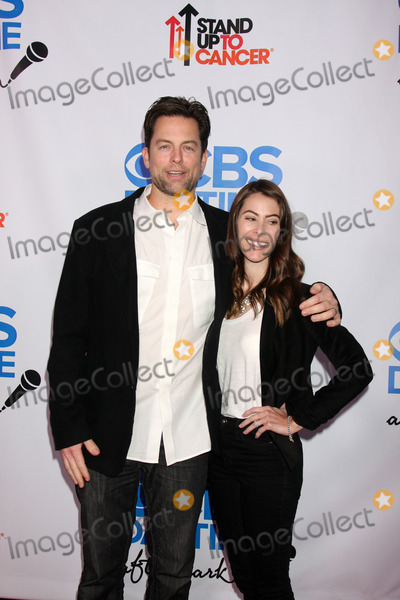 Michael Muhney Photo - Michael Muhney Jaime Garrisonat the CBS Daytime After Dark Event Comedy Store West Hollywood CA 10-08-13