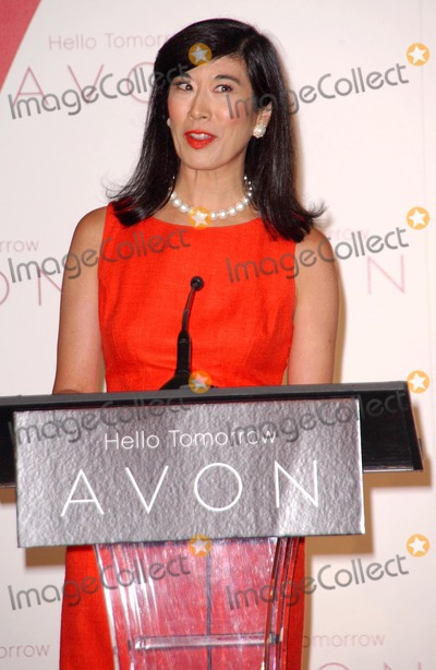 ANDREA JUNG Photo - Andrea Jungat the press conference introducing Reese Witherspoon as the first ever AVON Global Ambassador Beverly Wilshire Hotel Beverly Hills CA 08-01-07