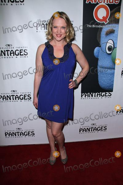Ashley Palmer Photo - Ashley Palmerat the AVENUE Q Los Angeles Return Pantages Hollywood CA 03-01-11