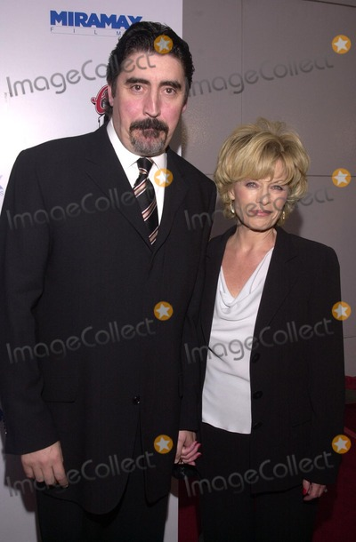 Alfred Molina Photo - Alfred Molina and wife Jill at the premiere of Miramaxs Frida at the Los Angeles County Museum of Art Los Angeles CA 10-14-02