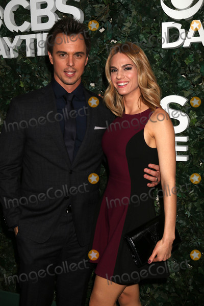 Darin Brooks Photo - Darin Brooks Kelly Krugerat the CBS Daytime 1 for 30 Years Exhibit Reception Paley Center For Media Beverly Hills CA 10-10-16