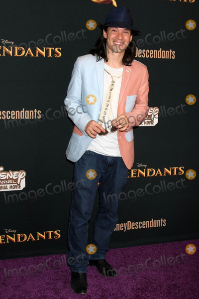 Chucky Photo - Charles Chucky Klapow at the Descendants Premiere Screening Walt Disney Studios Burbank CA 07-24-15