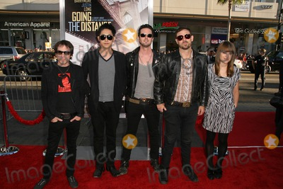 Airborne Toxic Event Photo - The Airborne Toxic Eventat the Going The Distance Los Angeles Premiere Chinese Theater Hollywood CA 08-23-10