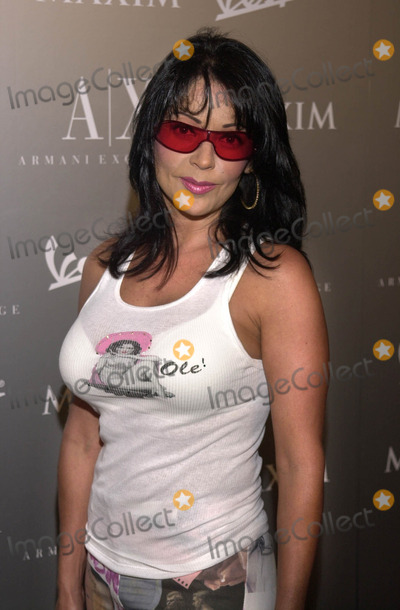 Apollonia Photo -  APOLLONIA KOTERO at the Armani Santa Monicas 10th Anniversary Party Santa Monica Promenade  08-23-01