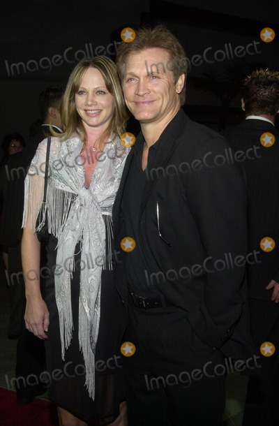 Andrew Stevens Photo - Andrew Stevens and wife Robyn at the premiere of Warner Bros Ballistic Ecks Vs Sever premiere at the Cinerama Dome Hollywood 09-18-02
