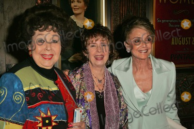 Anna Maria Alberghetti Photo - Jane Withers with Margaret OBrien and Anna Maria Alberghettiat the Los Angeles Opening of Little Women The Broadway Musical Pantages Theatre Hollywood CA 08-02-06