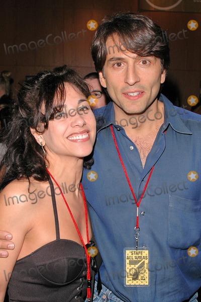 Vincent Spano Photo - Jackeline Olivier and Vincent Spano at the 7th Annual Filmmakers Alliance Vision Award Presentation at the Directors Guild of America Los Angeles CA 08-18-04