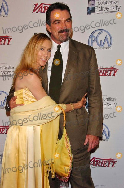 Jillie Mack Photo - Jillie Mack and Tom Selleckat the 2006 Celebration of Diversity held by the Producers Guild of America Regent Beverly Wilshire Beverly Hills CA 05-09-06