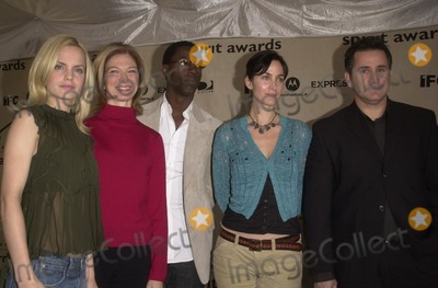 Anthony Lapaglia Photo - Mena Suvari Dawn Hudson Isaiah Washington Carrie-Anne Moss and Anthony LaPaglia at the 2003 Independent Spirit Awards Nominations Announcement LHeritage Hotel Beverly Hills CA 12-11-02