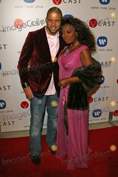 Al Reynolds Photo - Star Jones and Al Reynolds at the Warner Music Groups Post-Grammy Party Pacifif Design Center West Hollywood CA 02-13-05