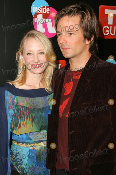 Coley Laffoon Photo - Anne Heche and Coleman Coley Laffoonat the TV Guide and Inside TV Emmy Awards After Party Hollywood Roosevelt Hotel Hollywood CA 09-18-05