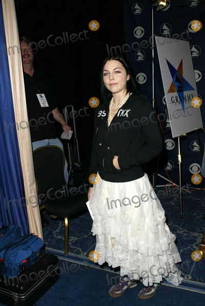 Amy Lee Photo - Amy Lee at the 46th Annual Grammy Nominations Announcement Beverly Hilton Beverly Hills CA 12-04-03