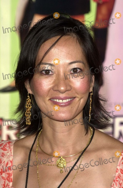 Rosalind Chao Photo - Rosalind Chao at the premiere of Disneys Freaky Friday at the El Capitan Theater Hollywood CA 08-04-03