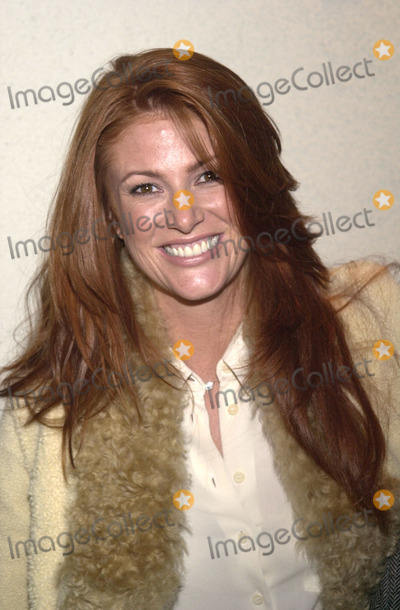 Angie Everhart Photo - Angie Everhart at the reception and exhibit celebrating photographer Timothy White Fahey Klein Gallery Hollywood 11-13-01