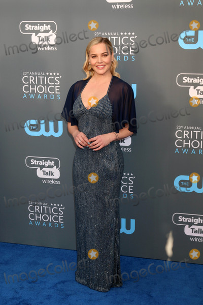 Abby Cornish Photo - Abbie Cornishat the 23rd Annual Critics Choice Awards Barker Hanger Santa Monica CA 01-11-18