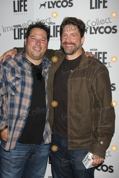 Jason Brooks Photo - Greg Grunberg Jason Brooks at the LA Launch Of LYCOS Life at the Banned From TV Jam Space North Hollywood CA 06-08-15