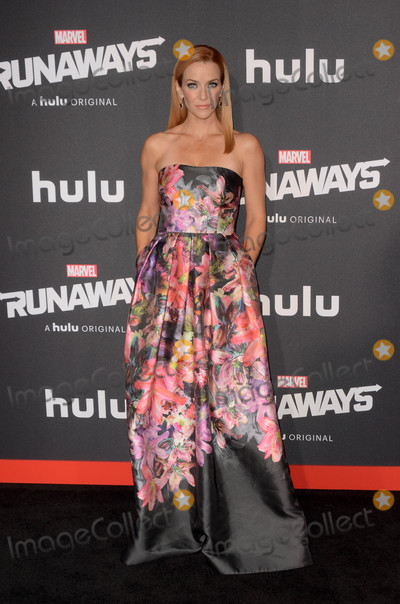 Annie Wersching Photo - Annie Werschingat the Marvels Runaways Los Angeles Premiere Bruin Theater Westwood CA 11-16-17