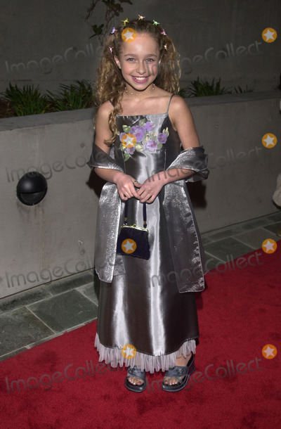Hayden Panettiere Photo -  Hayden Panettiere at the 9th Annual Movieguide Awards Skirball Cultural Center 03-21-01