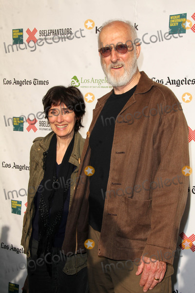 Anna Stuart Photo - Anna Stuart James Cromwellat the Green Carpet World Premiere and Panel Discussion of Illicit Ivory Los Angeles Zoo Witherbee Auditorium Los Angeles CA 05-26-15