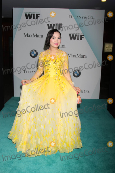 Ha Phuong Photo - Ha Phuong at the Women In Film 2015 Crystal  Lucy Awards Century Plaza Hotel Century City CA 06-16-15