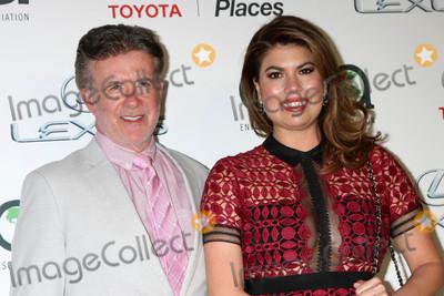 Alan Thicke Photo - Alan Thicke Tanya Callauat the Environmental Media Awards 2015 Warner Brothers Studio Burbank CA 10-24-15