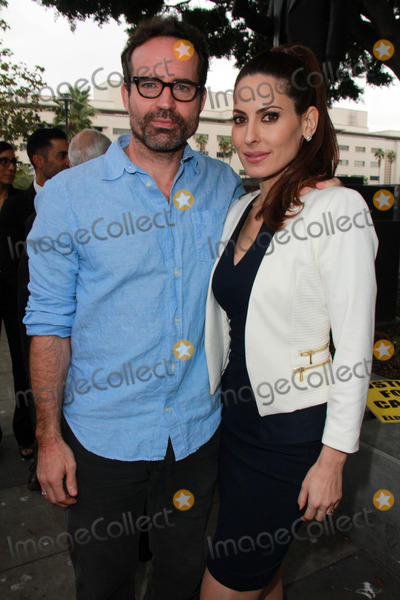 Casey Kasem Photo - Jason Patric Kerri Kasemat Casey Kasems Family Press Conference Stanley Mosk Courthouse Los Angeles CA 01-30-15