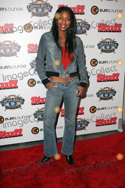 Napiera Groves Photo - Napiera Grovesat the STUFF Magazine 75th Issue Party celebrating covergirl Joanna Krupa Mood Hollywood CA 01-13-06