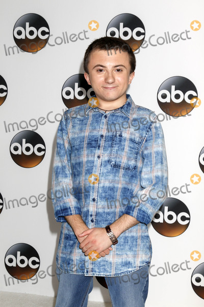 Atticus Shaffer Photo - Atticus Shafferat the ABC TCA Summer Preview Party Beverly Hilton Beverly Hills CA 08-06-17