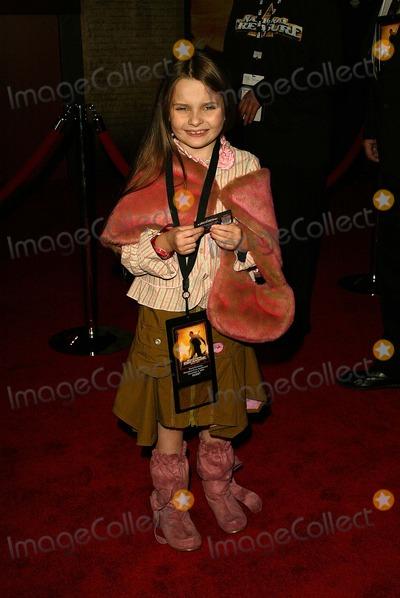 Abigail Breslin Photo - Abigail Breslin at the world premiere of Disneys National Treasure at the Pasadena Civic Auditorium Pasadena CA 11-08-04