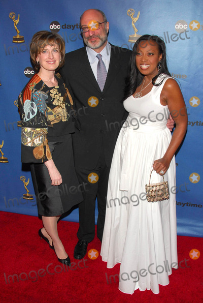 Ann Sweeney Photo - Anne Sweeney with Brian Frons and Star Jones Reynoldsat the 33rd Annual Daytime Emmy Nominations Dinner Spago Beverly Hills Beverly Hills CA 03-31-06
