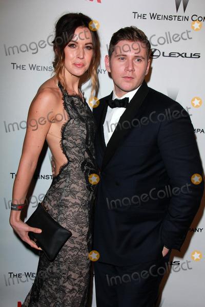 Charlie Webster Photo - Charlie Webster Allen Leechat The Weinstein Company  Netflix Golden Globes After Party Beverly Hilton Beverly Hills CA 01-11-15