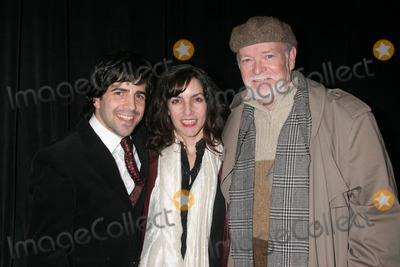 Angela Pupello Photo - Danny Cistone with Angela Pupello and Jerry Brennan at the world premiere of West Of Brooklyn Theater 68 Los Angeles CA 02-19-08