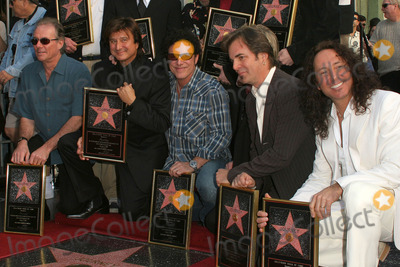 Steve Perry Photo - Aynsley Dunsbar Steve Perry Neal Schon Jonathan Cain and Steve Augeri at Journeys induction into the Hollywood Walk of Fame Hollywood Blvd Hollywood CA 01-21-05
