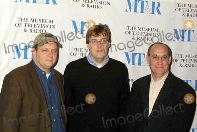 Alfred Gough Photo - Producers Alfred Gough Miles Millar and Joseph Loeb at the 21st Annual William S Paley Television Festival featuring Smallville at the Directors Guild of America Los Angeles CA 03-15-04