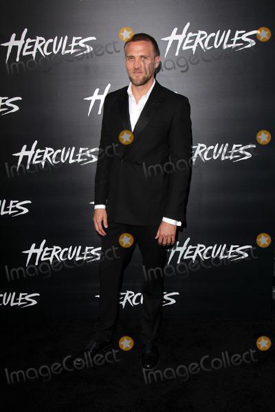 Tobias Santelmann Photo - Tobias Santelmannat the Hercules Los Angeles Premiere TCL Chinese Theater Hollywood CA  07-23-14