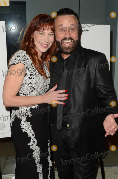 Yakov Smirnoff Photo - Dame Nicole Brandon Yakov Smirnoffat The Comedian Los Angeles Premiere Pacific Design Center West Hollywood CA 01-27-17