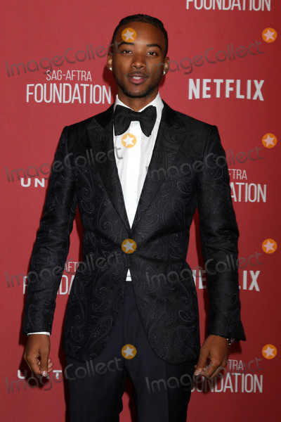 Algee Smith Photo - Algee Smithat the SAG-AFTRA Foundations Patron of the Artists Awards 2017 Wallis Annenberg Center for the Performing Arts Beverly Hills CA 11-09-17