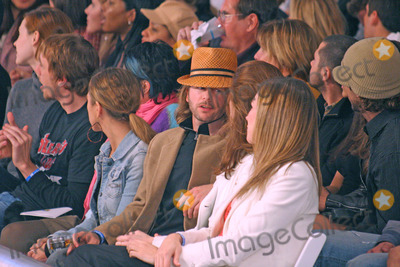 Amanda Peete Photo - David Spade and Amanda Peet at the 4th Annual ten Fashion Show - Show Pavilion in Hollywood Hollywood CA 02-22-05