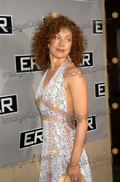 Alex Kingston Photo - Alex Kingston at a celebration for the 200th Episode of ER at The Highlands Hollywood CA 04-12-03