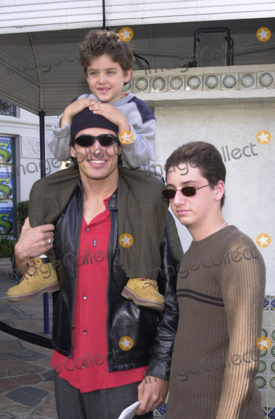 Antonio Sabato Jr Photo -  ANTONIO SABATO JR at the premiere of Dreamworks Shrek at Manns Village Theater Westwood 04-22-01