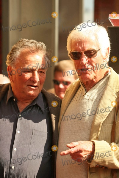 Suzanne Pleshette Photo - Peter Falk and Dick Van Dyke at the Ceremony Posthumously Honoring Suzanne Pleshette with a star on the Hollywood Walk of Fame Hollywood Boulevard Hollywood CA 01-31-08