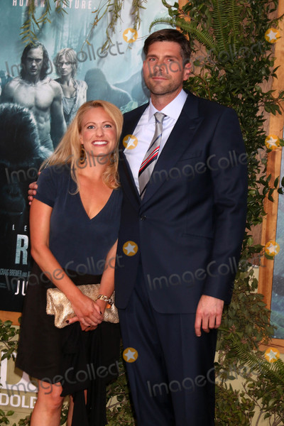 Adam Cozad Photo - Guest Adam Cozadat the The Legend Of Tarzan Premiere Dolby Theater Hollywood CA 06-27-16