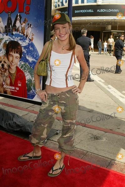 Brie Larson Photo - Brie Larson at the world premiere of MGMUA Features Good Boy at Mann Village Theater Westwood CA 10-04-03