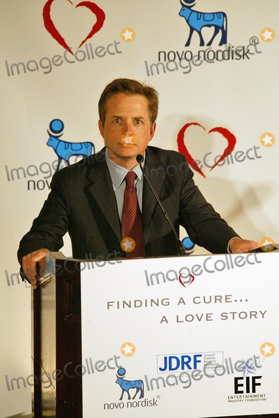 Juvenile Photo - Michael JFox at the Novo Nordisk Finding A Cure  A Love Story Gala thrown by the Juvenile Disbetes Research Foundation Beverly Hilton Hotel Beverly Hills CA 05-08-04