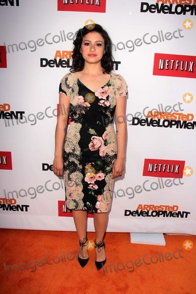 Alias Photo - Alia Shawkatat the Arrested Development Los Angeles Premiere Chinese Theater Hollywood CA 04-29-13