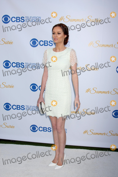 Alyssa Campanella Photo - Alyssa Campanella at the CBS Summer Soiree 2015 London Hotel West Hollywood CA 05-18-15