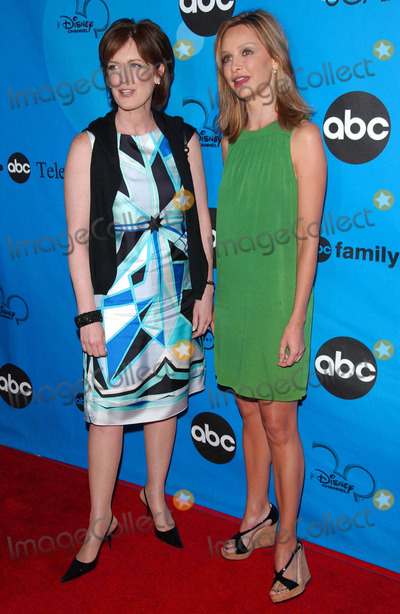 Ann Sweeney Photo - Anne Sweeney and Calista Flockhartat the Disney ABC Television Group All Star Party Kidspace Childrens Museum Pasadena CA 07-19-06