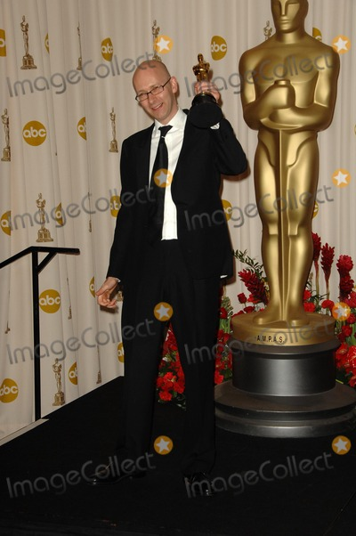 Chris Dickens Photo - Chris Dickensin the Press Room at the 81st Annual Academy Awards Kodak Theatre Hollywood CA 02-22-09