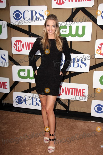 AJ Cook Photo - AJ Cookat the CBS Showtime CW 2013 TCA Summer Stars Party Beverly Hilton Hotel Beverly Hills CA 07-29-13
